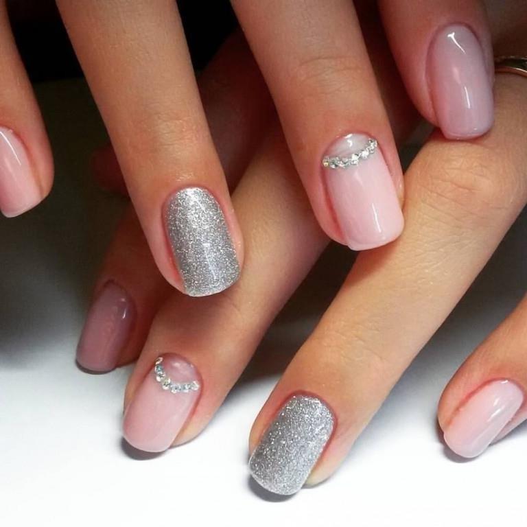 декоративное покрытие ногтей