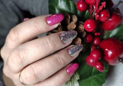 Как красиво накрасить ногти самой